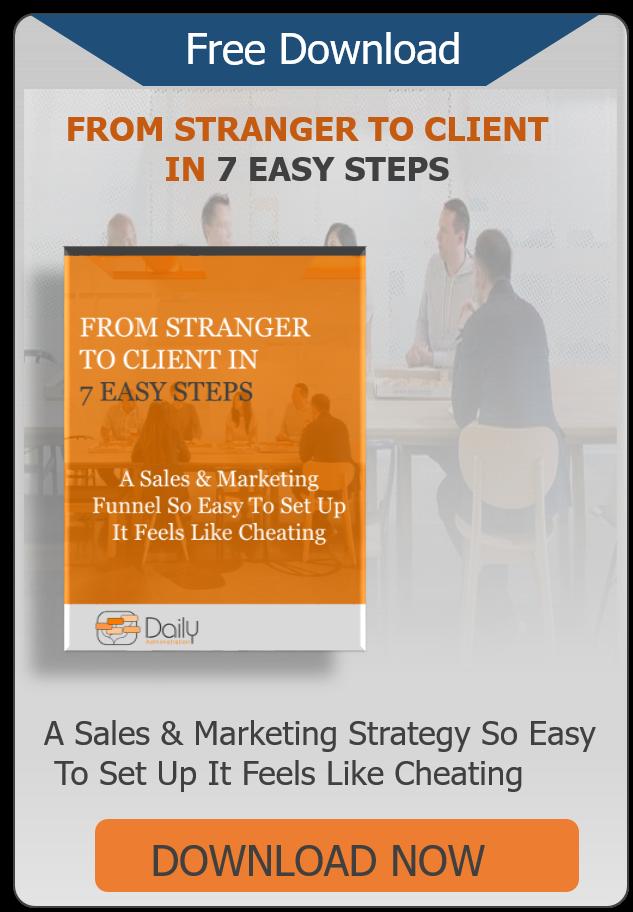 Stranger to Client in 7 Steps