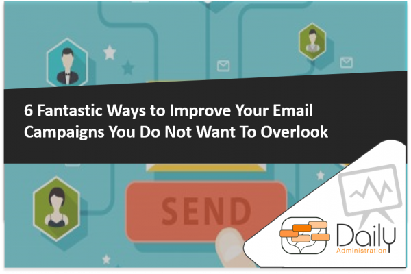 Image of email campaigns
